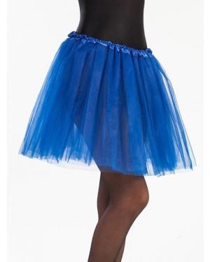 Tutu 40 Cms Azul para Carnaval