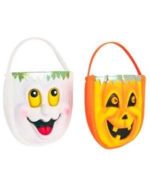 Bolsa Abóbora Halloween (2 Unidades)