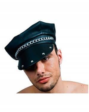 Chapéu de Motoqueiro em Napa