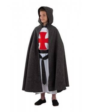 Disfarce de Capa Medieval Infantil
