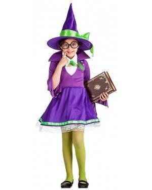 Fato Aprendiz de Bruxa para Carnaval ou Halloween 2229 - A Casa do Carnaval.pt