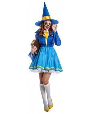 Fato Aprendiz de Bruxa para Carnaval ou Halloween 5436 - A Casa do Carnaval.pt