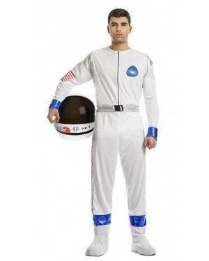 Fato Astronauta Homem Tamanho M/L para Carnaval