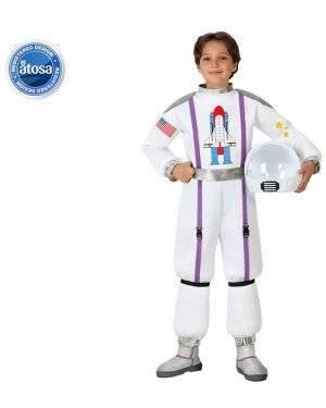Fato Astronauta Menino