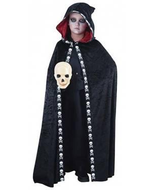 Fato Capa Halloween Criança