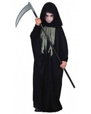 Fato Capa Halloween Menino