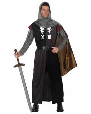 Fato Cavalheiro Medieval Adulto