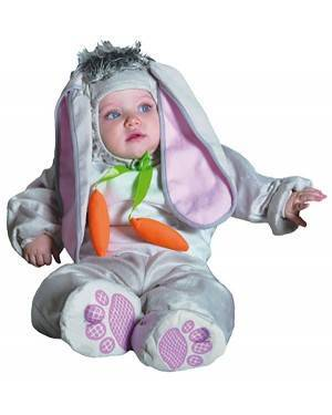 Fato Coelho Criança Bebé