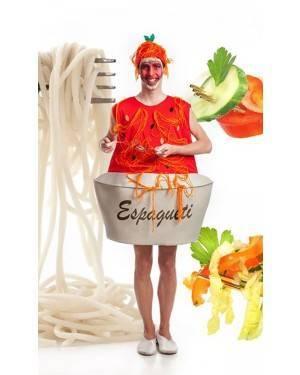 Fato de Prato Esparguete Adulto M/L