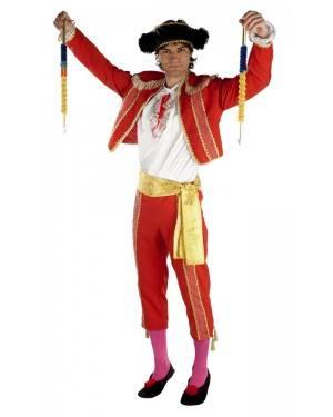 Fato de Toureiro Adulto M/L para Carnaval o Halloween | A Casa do Carnaval.pt
