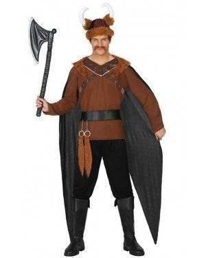 Fato de Viking Adulto