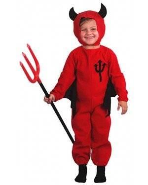 Fato Diabo Criança