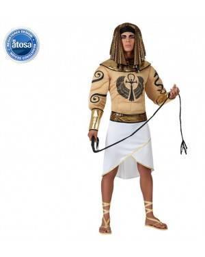 Fato Egipcio Musculoso Adulto