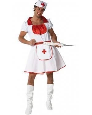Fato Enfermera Adulto