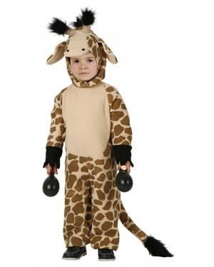 Fato Girafa Menino