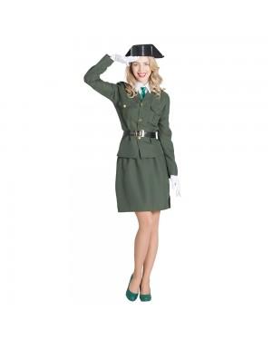 Fato Guarda Civil Mulher