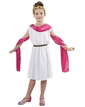 Fato Imperatriz Romana Menina