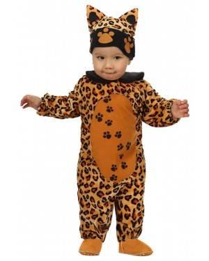 Fato Leopardo Bebé