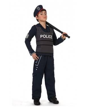 Fato Menino Policia SWAT