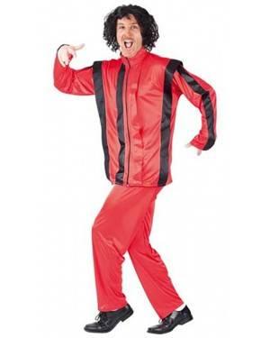 Fato Michael Jackson Zombie Pop Adulto