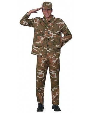Fato Militar Adulto