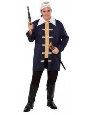 Fato Pirata Aventureiro Homem Adulto
