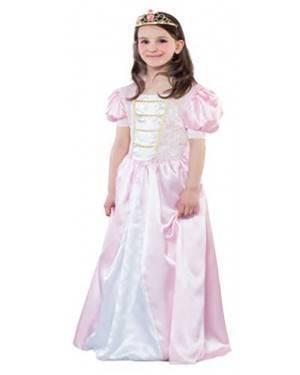 Fato Princesa de Conto Menina