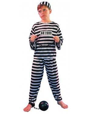 Fato Prisioneiro Menino