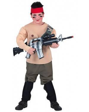 Fato Soldado Menino