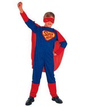 Fato Super Hero Menino