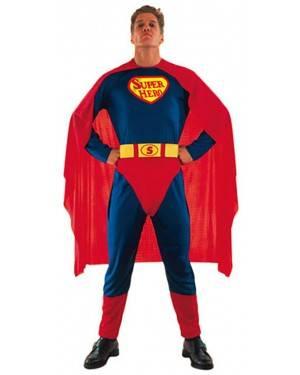 Fato Super Herói Homem Adulto