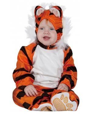 Fato Tigre Criança Bebé