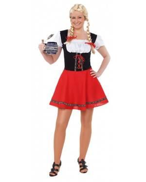 Fato Tirolêsa Tradicional Adulto