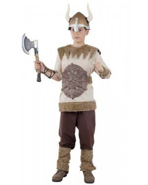 Fato de Viking Rapaz