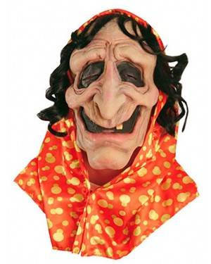 Máscara Bruxa Cigana