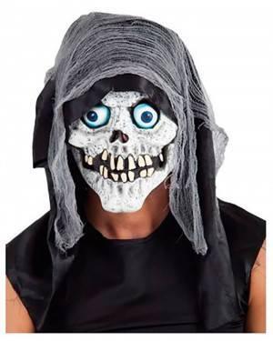 Máscara Morte com Capuz