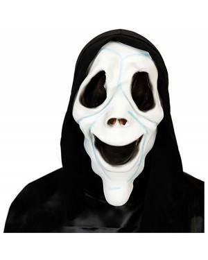 Mascara Scream Latex com Capuz