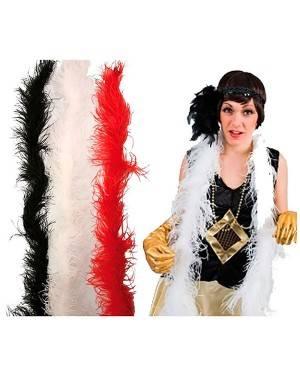 Penas Boás Aveztruz Vermelho 35 Gr 200cm  Loja de Fatos Carnaval, Disfarces, Artigos para Festas Acessórios de Carnaval Mascaras Perucas 430 acasadocarnaval.pt
