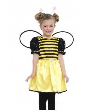 Fato Abelha Asas 5-6 Anos para Carnaval