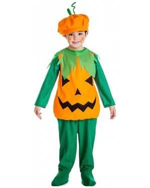 Fato Abóbora Bebé para Carnaval ou Halloween 6490 - A Casa do Carnaval.pt