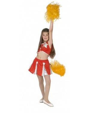 Fato Animadora Infantil para Carnaval e Festas
