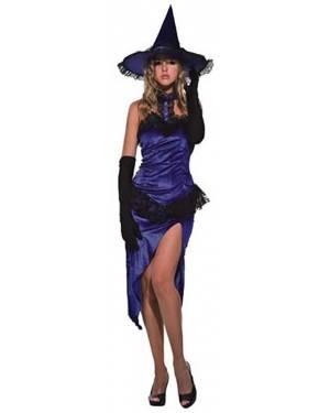 Fato Bruxa Lilás Adulto, Loja de Fatos Carnaval, Disfarces, Artigos para Festas, Acessórios de Carnaval, Mascaras, Perucas, Chapeus 270 acasadocarnaval.pt