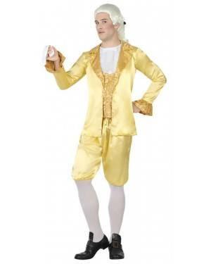 Fato Cortesão Homem Adulto M/L, Loja de Fatos Carnaval, Disfarces, Artigos para Festas, Acessórios de Carnaval, Mascaras, Perucas 370 acasadocarnaval.pt