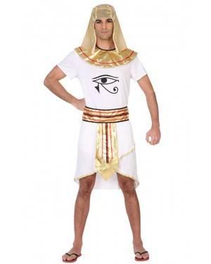 Fato de Egípcio Adulto para Carnaval o Halloween | A Casa do Carnaval.pt