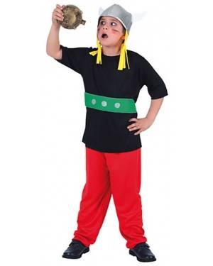 Fato Galo-Axterix Menino  70597, Loja de Fatos Carnaval acasadocarnaval.pt, Disfarces, Acessórios de Carnaval, Mascaras, Perucas, Chapeus e Fantasias