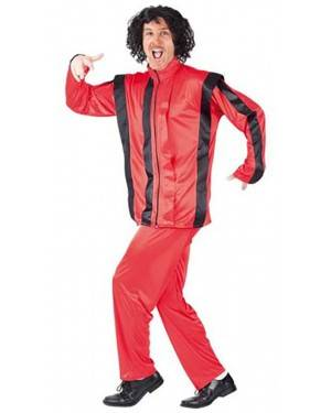 Fato Michael Jackson Zombie Pop Adulto, Loja de Fatos Carnaval, Disfarces, Artigos para Festas, Acessórios de Carnaval, Mascaras, Perucas 771 acasadocarnaval.pt