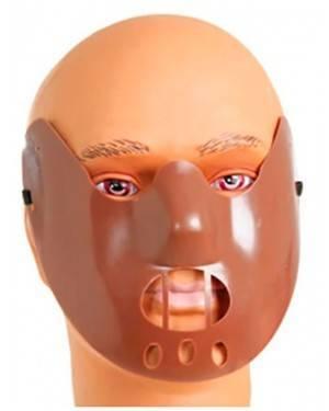 Máscara Hannibal para Carnaval e Festas