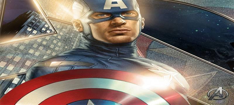 Capitão América, super-herói para todas as idades | AcasaDoCarnaval Blog