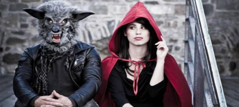 Capuchinho vermelho e o Lobo   A Casa Do Carnaval.pt Blog