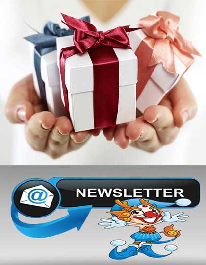 Inscreva-se para receber a Newsletter